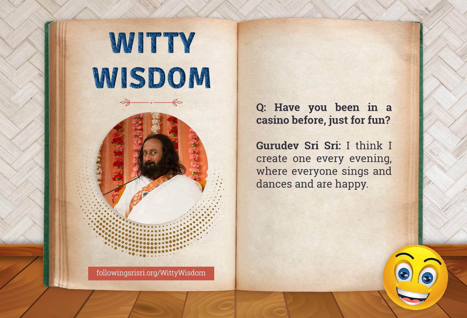 Casino | Witty Wisdom