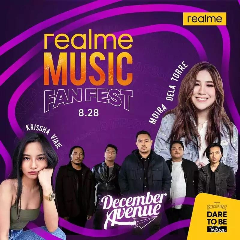 realme Music Fanfest