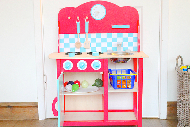 GTLC Cavendish Play Kitchen