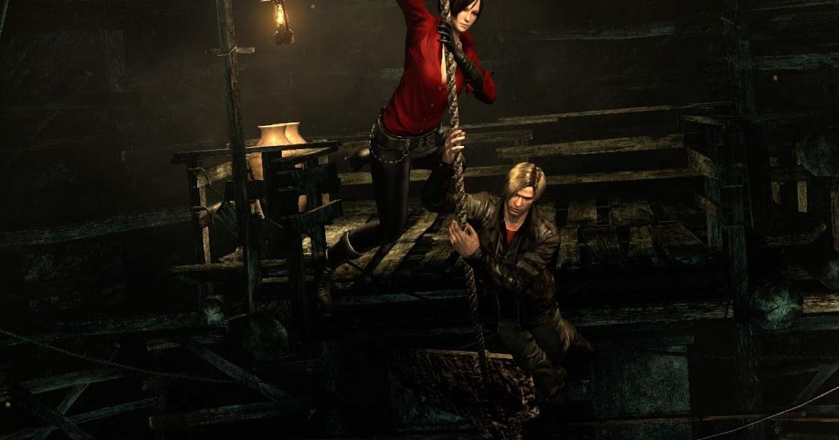 5 Things We Should Have Seen In Resident Evil 6 Biogamer Girl