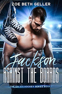 Jackson: Against the Boards - a Flings-to Lovers Hockey Romance book promotion sites Zoe Beth Geller
