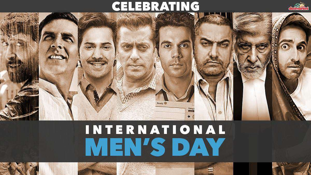 International Men's Day Wishes Images