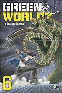 Green Worldz de Yusuke Osawa PDF