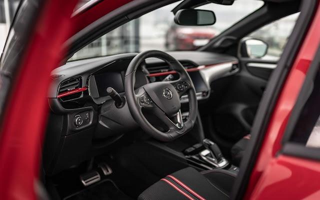Novo Opel Corsa 2021 Elétrico GSi Line