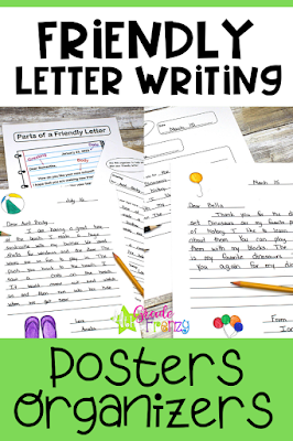 friendly-letter-writing