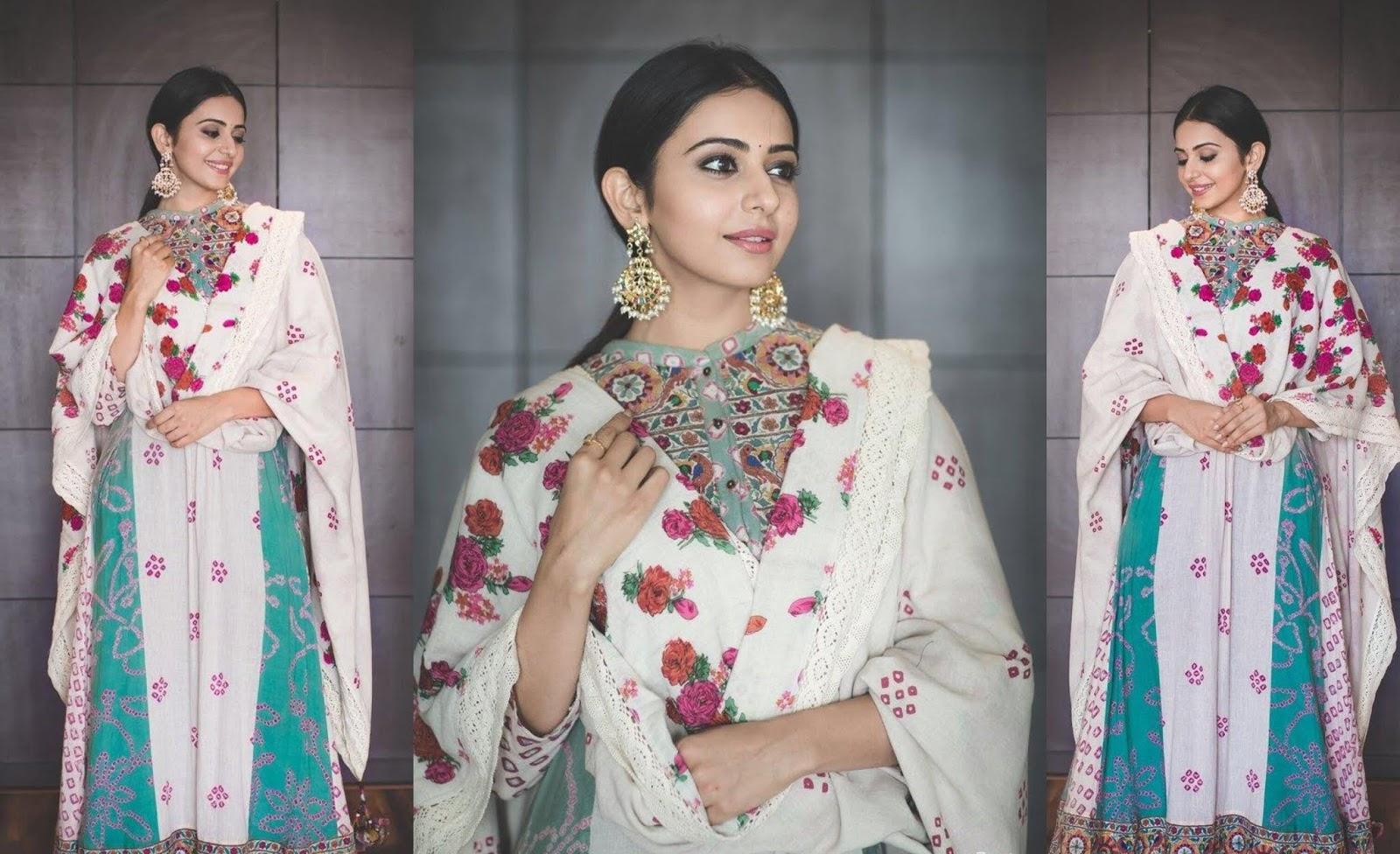 Beautiful Indian Model Rakul Preet Singh Photos For Wedding Event