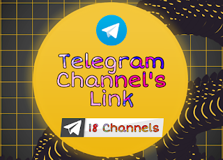 Telegram 18 channels link