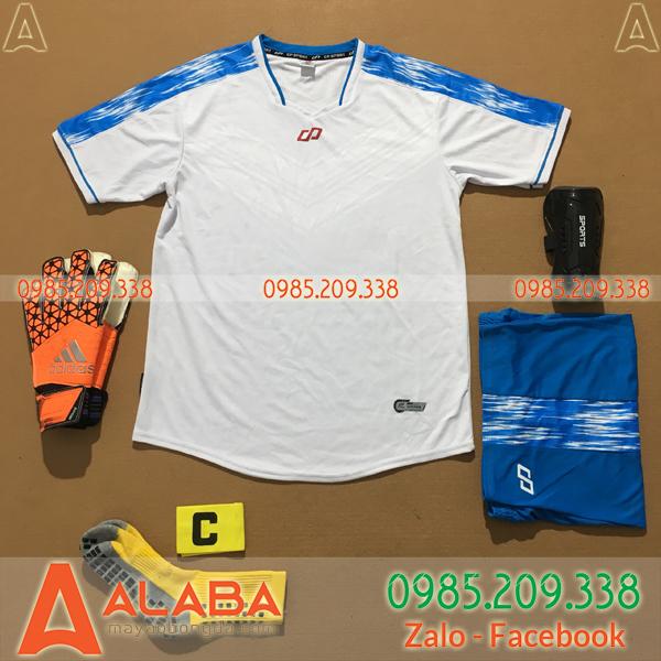 Áo Không Logo CP ADD10 OTIS Màu Trắng