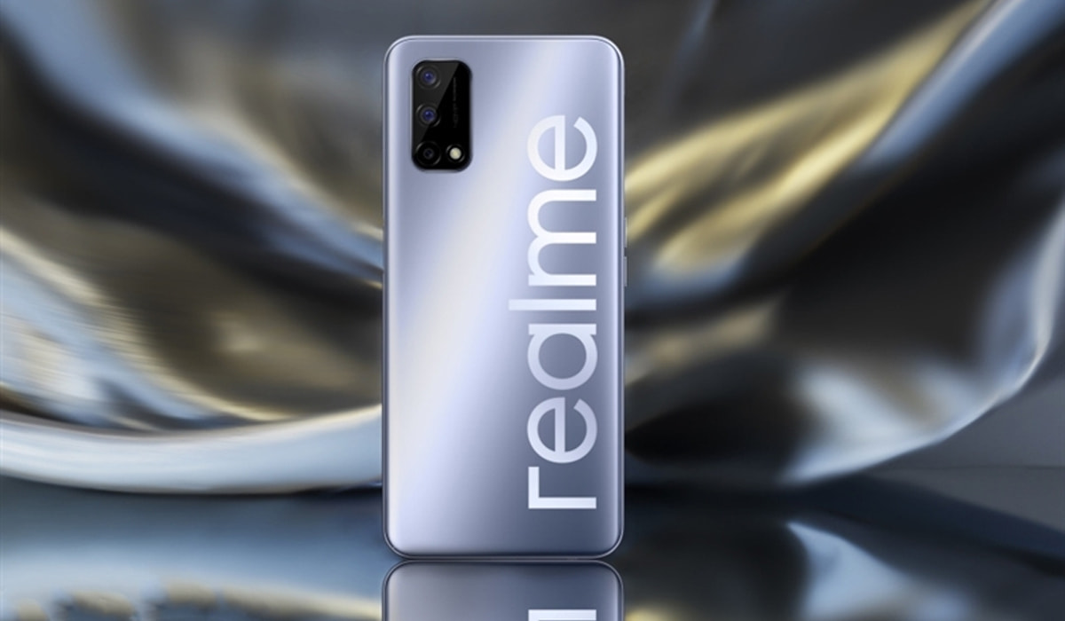 Screenshot Realme Q3