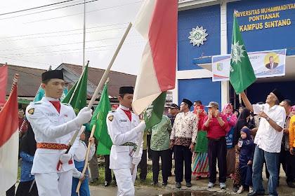 Muhammadiyah Sintang Memeriahkan Milad dengan Pawai Ta'aruf