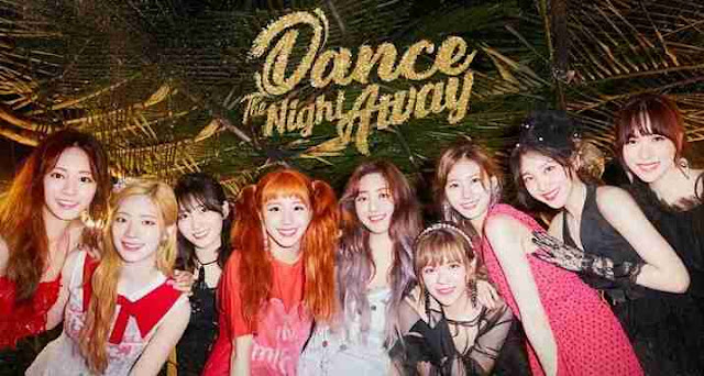 Fakta Dance The Night Away Lagu TWICE Makna Arti