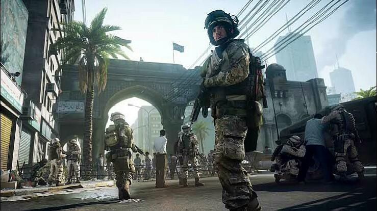 Battlefield 6' Will Feature A World War 3 Settings