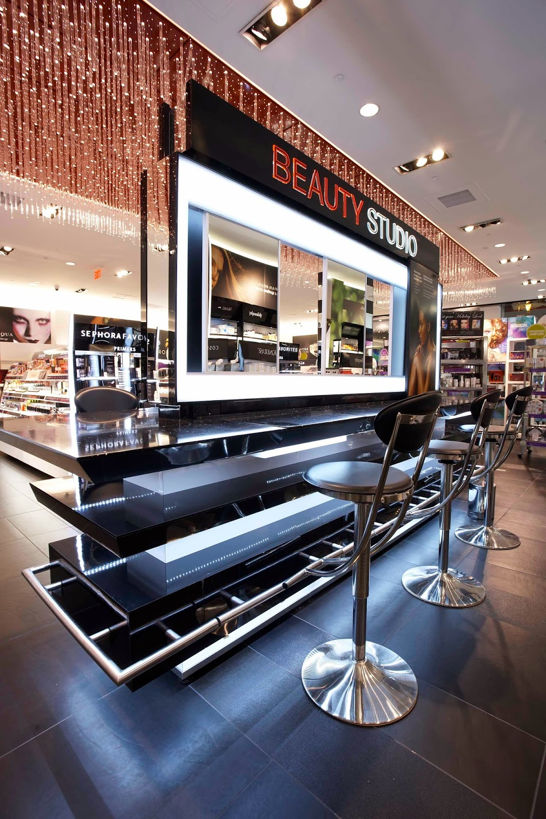 Make Up Studio Chairs Beauty In New York City Get Ready Brooklyn Sephora Is