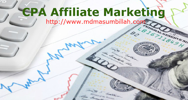 CPA Affiliate Marketing