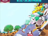 Weekly Children's Programe- The Greedy Hippo-18.08.2019