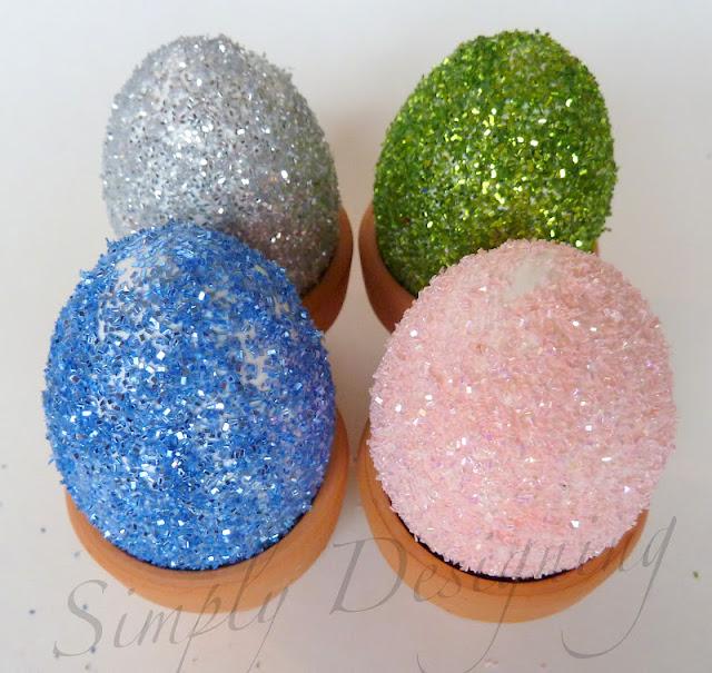 glitter eggs 04 Glitter Eggs 9