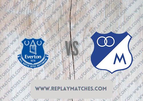 Everton vs Millonarios -Highlights 26 July 2021