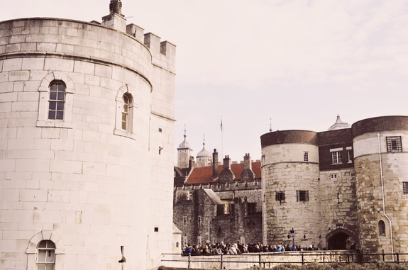 what to do on a london layover tower of london