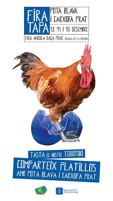 Nova edició del Fira Tapa Pota Blava i Carxofa Prat al Prat de Llobregat