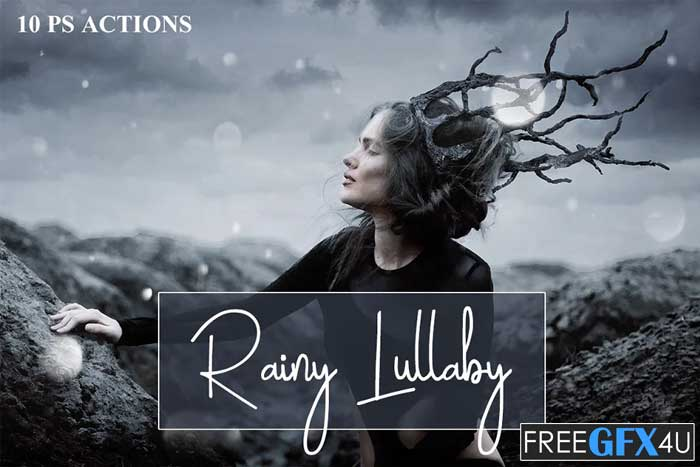 Rain PS Actions