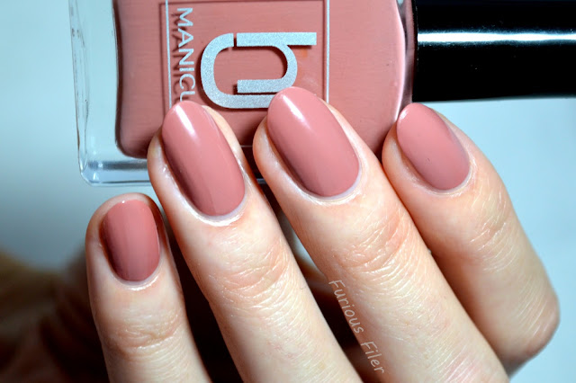 coco hj manicure review swatch terracota creme