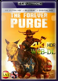 La Purga Por Siempre (2021) WEB-DL 4K UHD HDR LATINO/INGLES