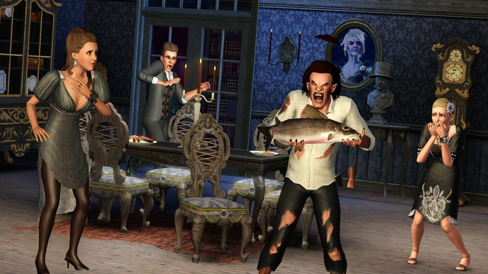 The Sims 3 - Creepypasta