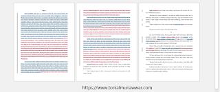 Track Changes Cara Mudah Menjadi Editor Bagi Tulisan Sendiri