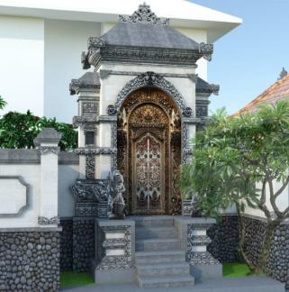 Bangunan angkul-angkul
