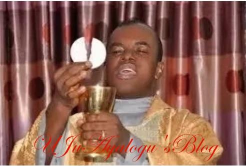 Fr. Mbaka Shot In Enugu
