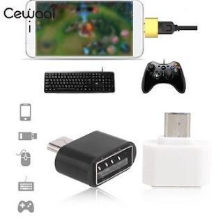 ADATTATORE OTG MICRO USB