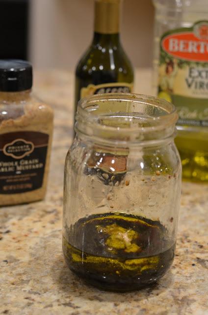 Easy Balsamic Vinaigrette Recipe (3-ingredients!)
