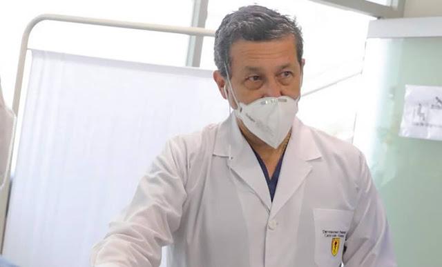 UPCH suspendió a Germán Málaga de los ensayos clínicos
