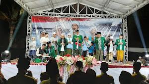 Milad Nabi Muhammad Kembali Terdengung Di Pon. Pes. Nurul Karomah Desa Paterongan Kec. Galis Kab. Bangkalan