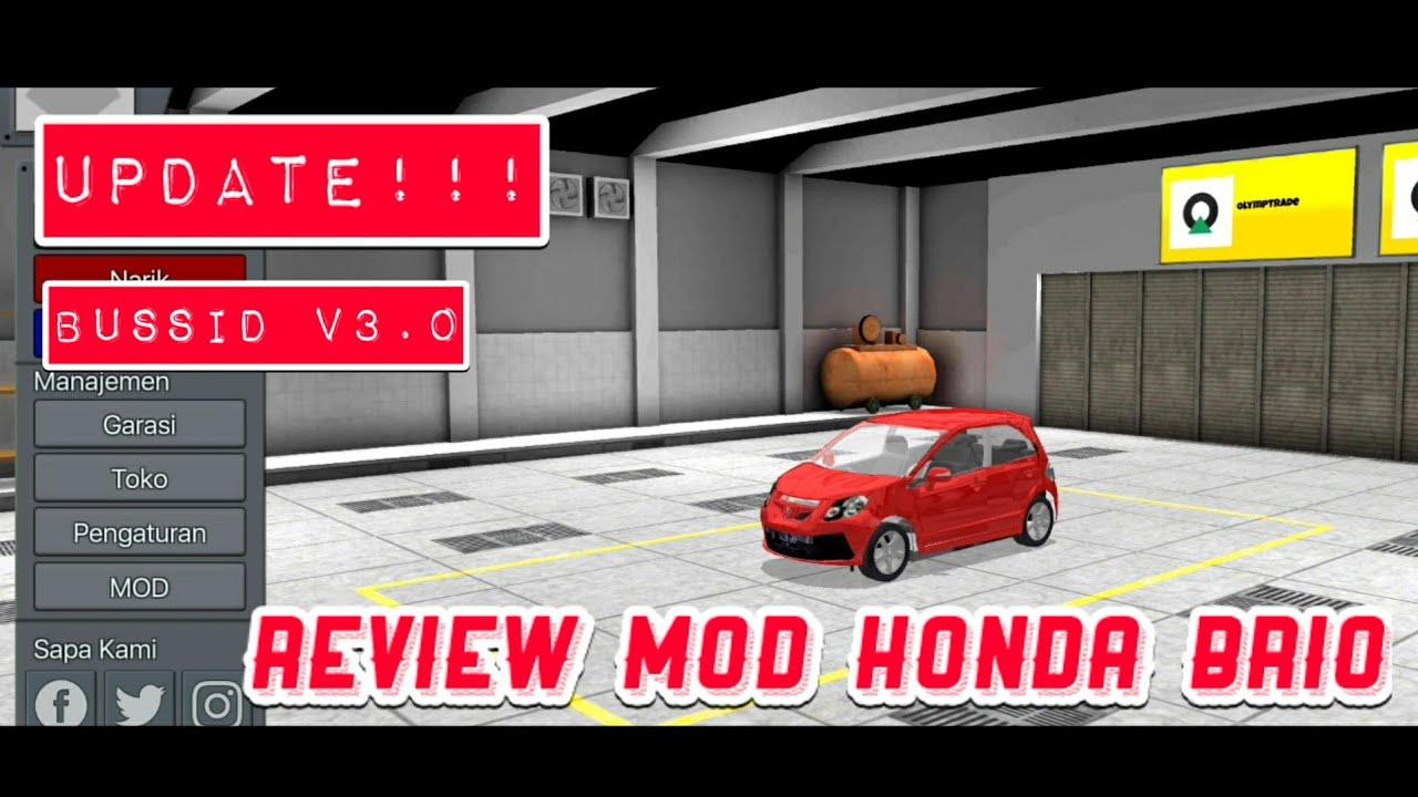 8700 Mod Mobil Honda Bussid Gratis