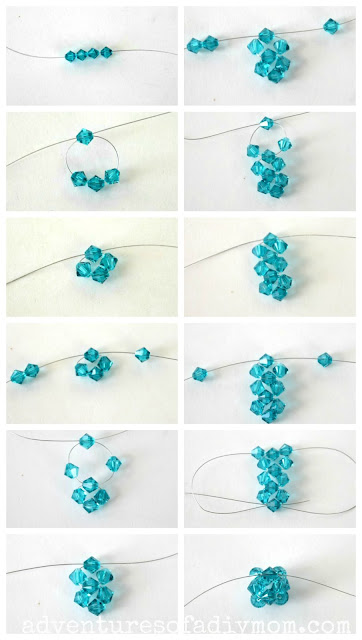 How to Make a Bead Cluster