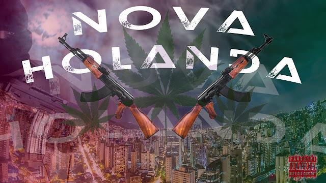 Nova Holanda - MC Pablo - Rap BH #FORTALECEAÍ