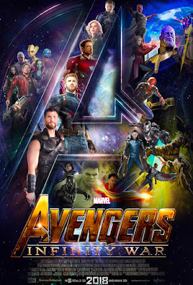 Avengers Infinity War 2018 Dual Audio [Hindi+English] 720p HDTS