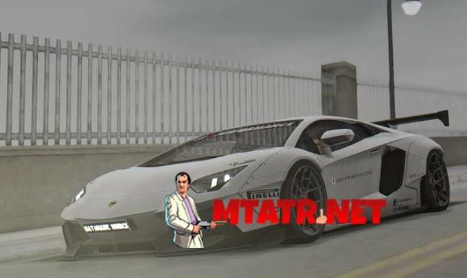 MTA SA Lamborghini Aventador LP700-4 Liberty Walk