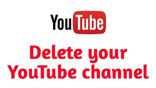 How to delete 'Youtube Channel' 2019, youtube channel kaise delete kare, my YouTube, techno Shailesh