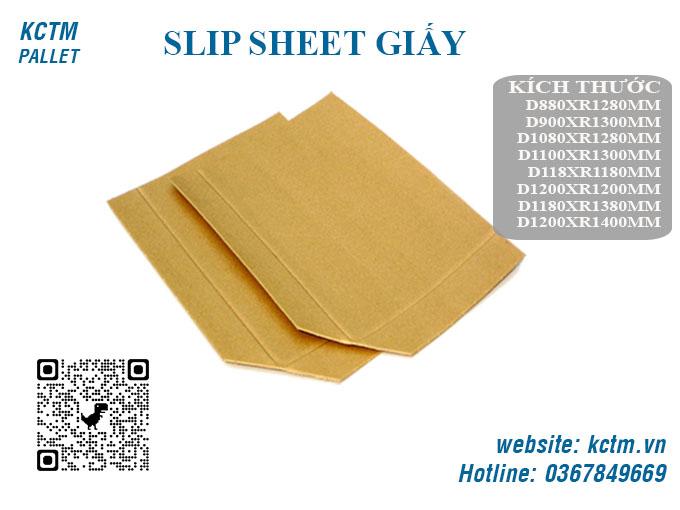 Slip Sheet giấy xem thêm các loại slip sheet giấy khác tại đây