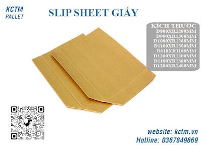 Xem thêm các loại slip sheet giấy khác tại đây