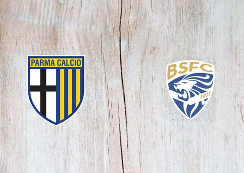 Parma vs Brescia -Highlights 22 December 2019
