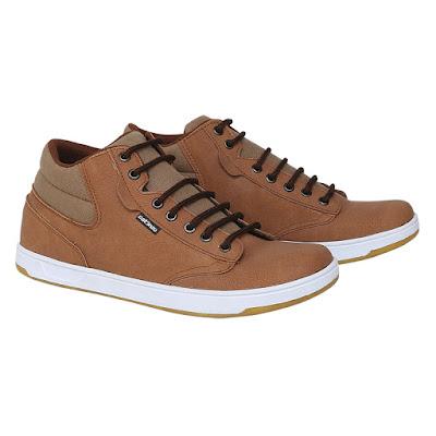 Sepatu Sneaker Cowok Catenzo NY 103