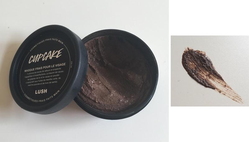 masque frais cacao menthe