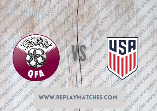 Qatar vs United States -Highlights 30 July 2021