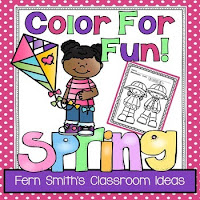 Spring Coloring Pages - 42 Pages of Spring Coloring Fun!