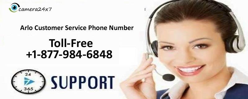 Arlo Customer Service Phone Number