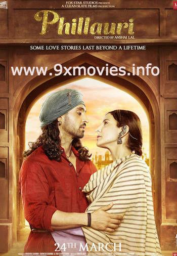 Phillauri 2017 Hindi 480p BluRay 400mb