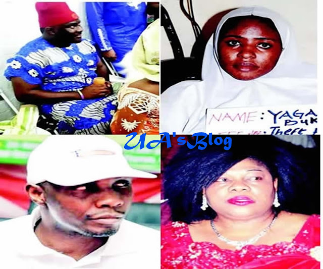Check Out The 10 Most Wanted People Currently Hiding From Nigeria's Security Agencies  Some of the wanted persons